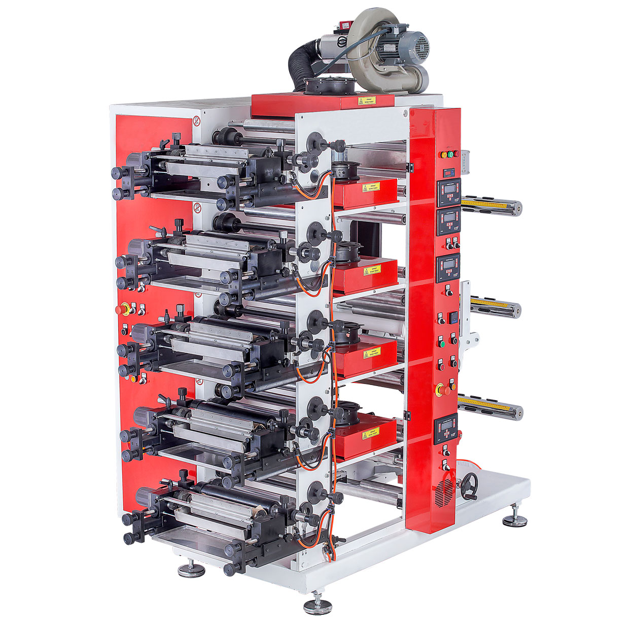 5 Color Flexo Printing Machine