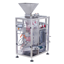 Stick Sugar Filling and Packing Machine