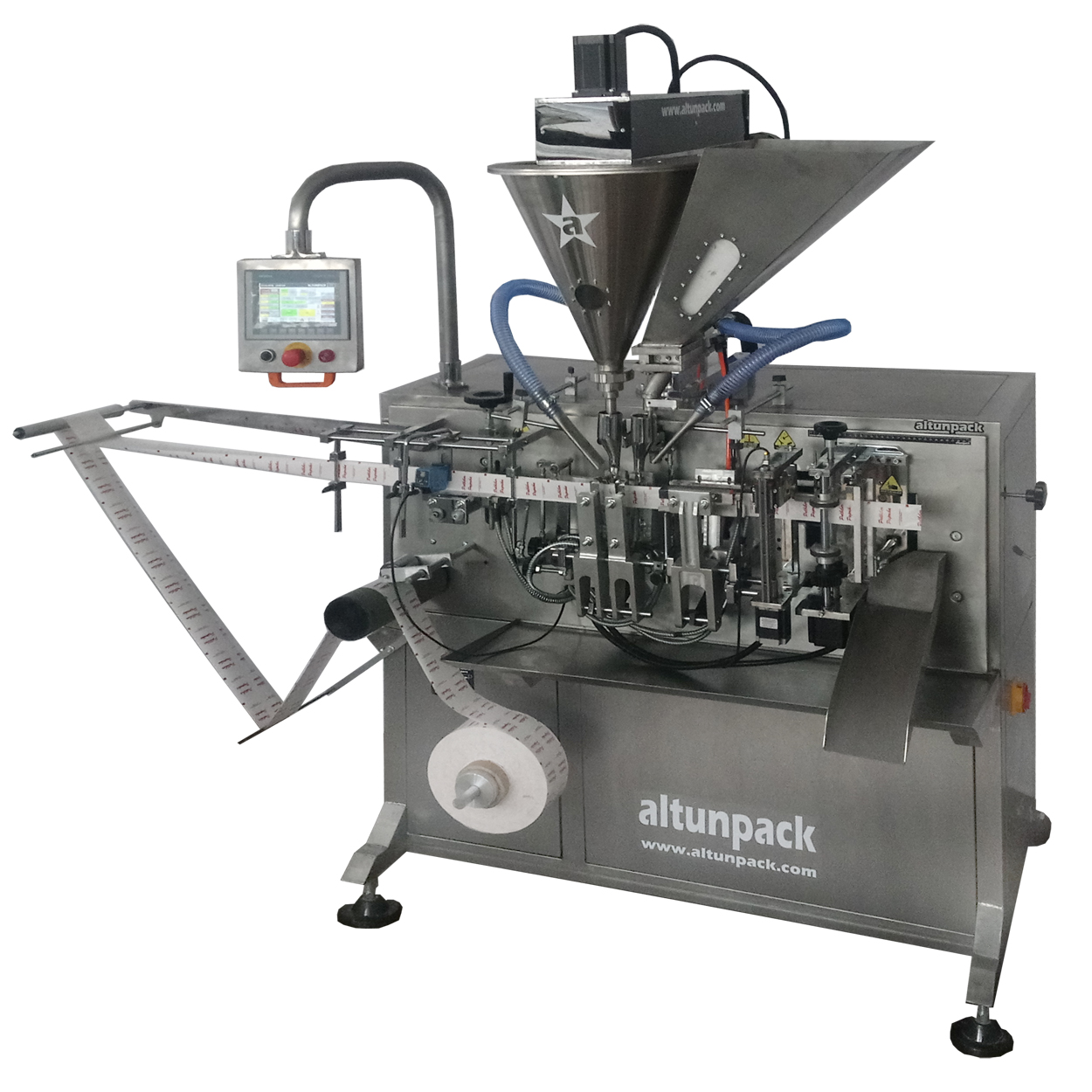 Disposable Liquid Filling And Packing Machine