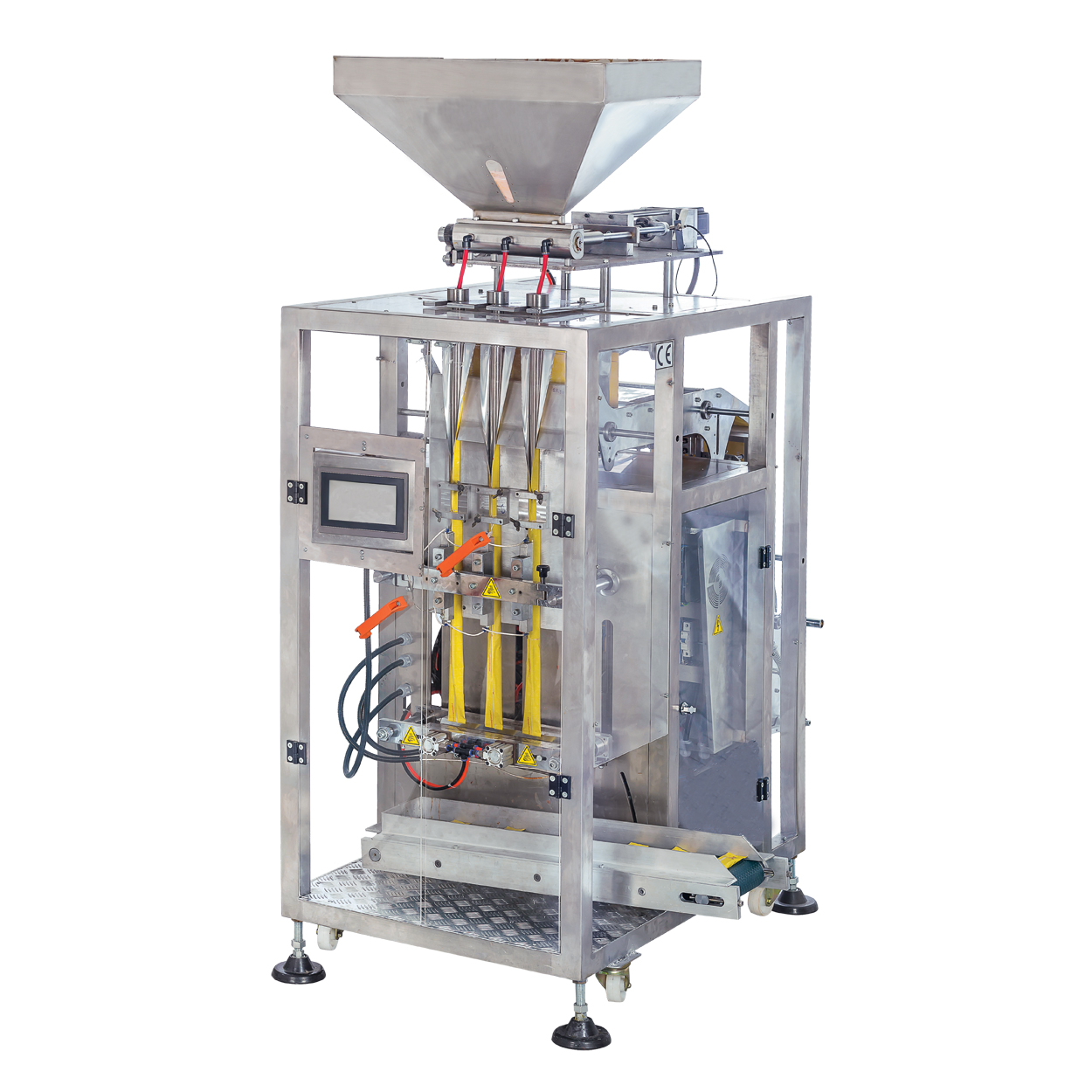 Stick Liquid Filling and Packing Machine