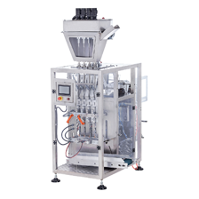Nescafe Filling and Packaging Machine